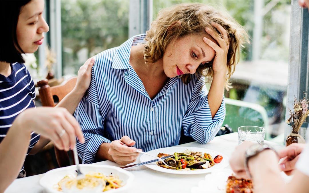 Cómo gestionar el estrés: problemas de concentración, insomnio